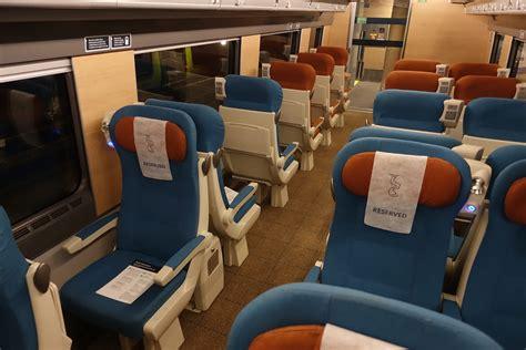 Seat Sleeper by Caledonian Sleeper Trains To Scotland Tickets