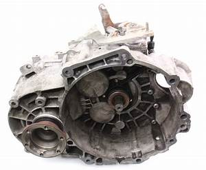6 Speed Manual Transmission 06-07 Audi A3 8p