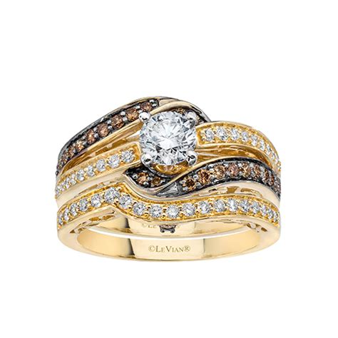 chocolate wedding ring set urlifein pixels