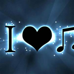 I Love Music Facebook Cover - Hobbies