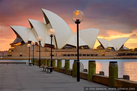 sydney opera house  sunrise image fine art landscape