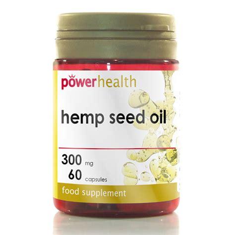 Pumpkin Seed Oil Capsules Uk by Power Health Hemp Seed Oil 300mg Capsules Ebay