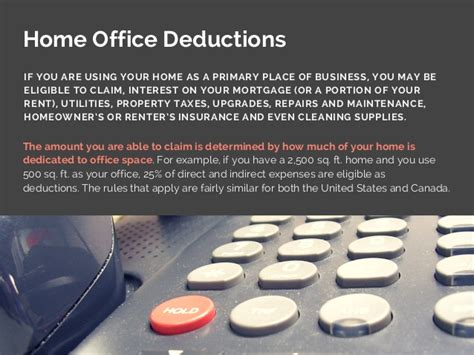 write  business expenses  canada