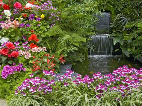picture of beautiful flower garden hd flower garden wallpaper http refreshrose blogspot com