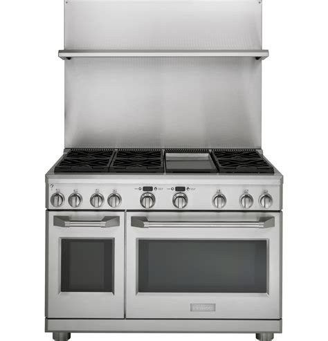 zgpngrss monogram   gas professional range   burners grill  griddle