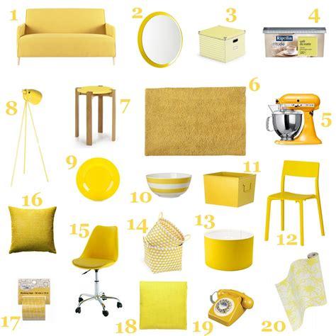 ikea canapé 2 places du jaune dans ma déco so what