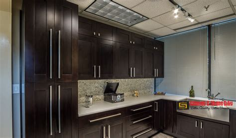 Our Work Cabinet Stone City