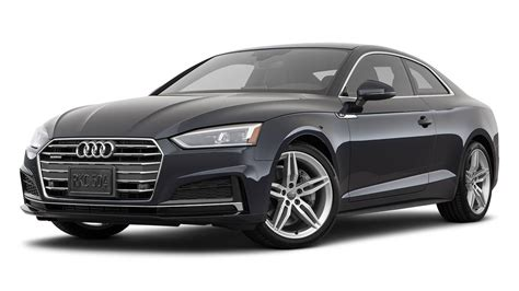 Lease A 2018 Audi A5 Coupé Automatic Awd In Canada
