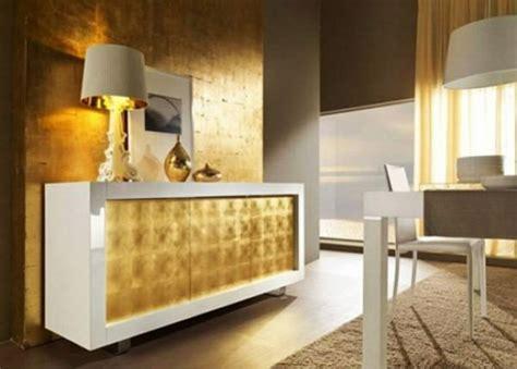 Glamouröse Interior Ideen Mit Goldenem Touch