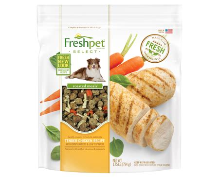 freshpet brings fresh refrigerated meals   pet food