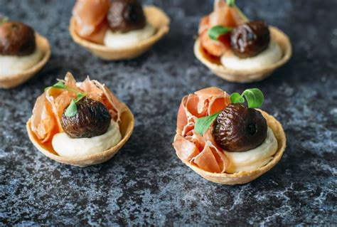 canape service personal chef food photo gallery