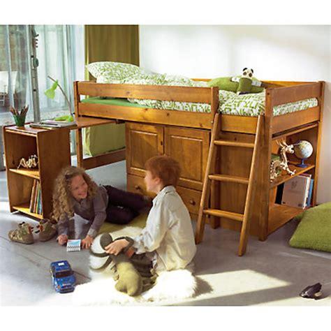 lit surélevé bureau lit surélevé sommier armoire bureau étagère alain