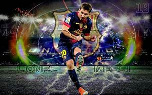 Lionel Messi 2013 Wallpapers