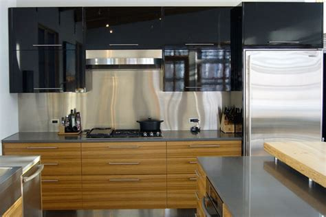 48 upper kitchen cabinets contemporary veneer kitchen cabinets in horizontal grain