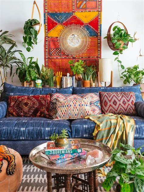 Creating Beautiful Spaces  Bohemian Home Inspiration
