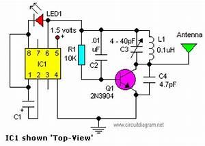 Easy Fm Tracking Transmitter
