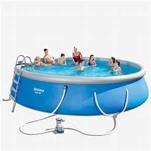 Bestway Pool Set : bestway fast set 18 39 x 48 swimming pool set ~ Eleganceandgraceweddings.com Haus und Dekorationen