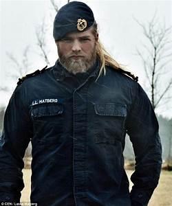 Norwegian Navy officer Lasse Matberg, who looks like a ...