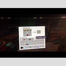 Wie Baut Man Einen Kolben Bei Minecraft Youtube
