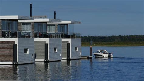 Hausboot Selber Bauen Bauplan by Hausboot Selber Bauen Komfortables Wohnboot Simension