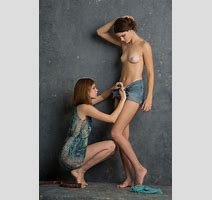 Gia Gets Twin Sister Noma Hill Out Of Skirt Topless In Jeans Adult Pictures Pictures Luscious