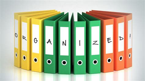 Five Organization Mistakes To Avoid From Scansnap