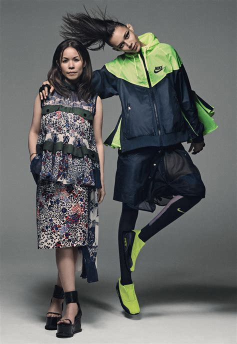 disruptive sportswear collections nikelab  sacai
