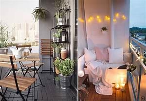 Table Pour Petit Balcon : 6 conseils pour optimiser un petit balcon bnbstaging le blog ~ Melissatoandfro.com Idées de Décoration