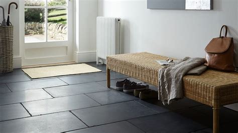 choose real stone floor tiles real homes