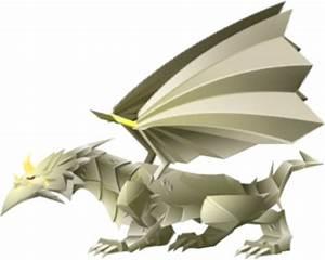 Image - Origami Dragon 3e.png - Dragon City Wiki