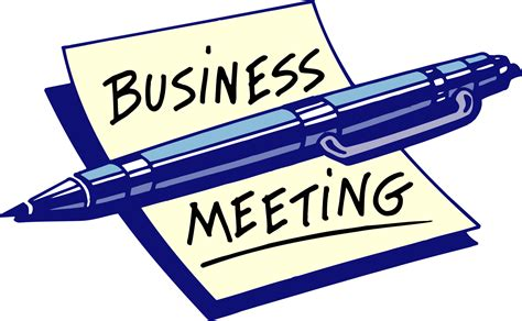 free business clipart business meeting clipart clipground