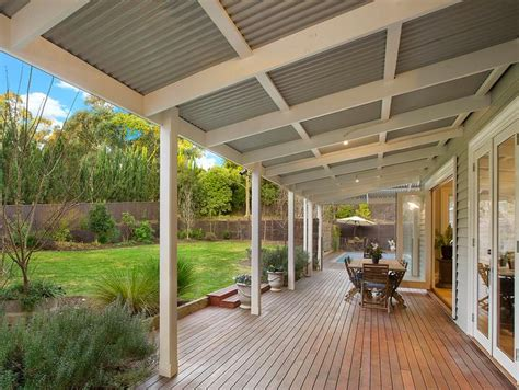 Outdoor Verandah Designs outdoor area ideas with verandah designs realestate au
