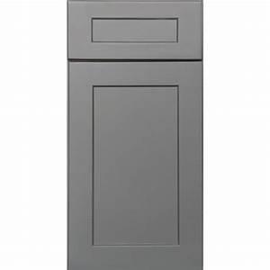 Shaker Gray Cabinet Door Sample Kitchen Cabinets