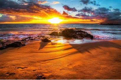 Sunset Backgrounds Beaches Hq Pixelstalk