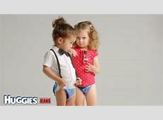 Some Call Huggies Diapers Ad in Israel Sexually Suggestive