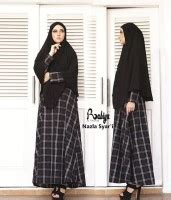 Nazla Dress busana muslim untuk anak muda pusat busana gaun pesta