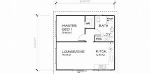 Transportable homes enquiry for Simple house plan with 1 bedrooms