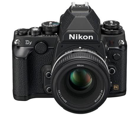 Nikon Df Digital Camera Review
