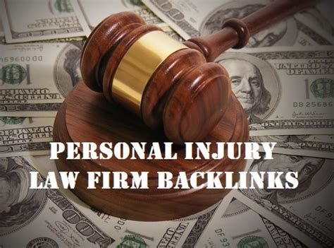 Backlinks For Law Firms