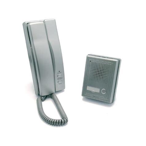 interphone audio sans fil avidsen 612119