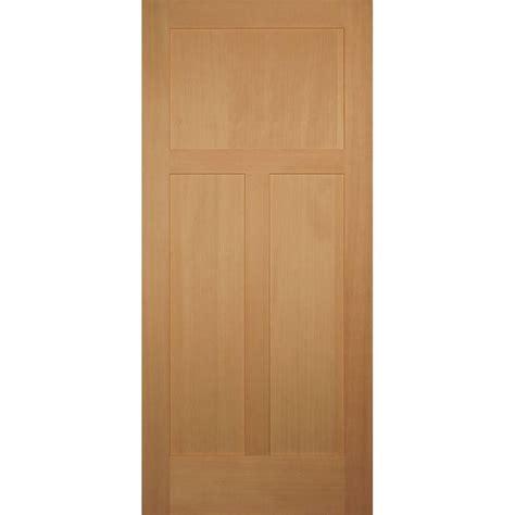 3 panel interior doors home depot builder 39 s choice 32 in x 80 in 3 panel craftsman solid