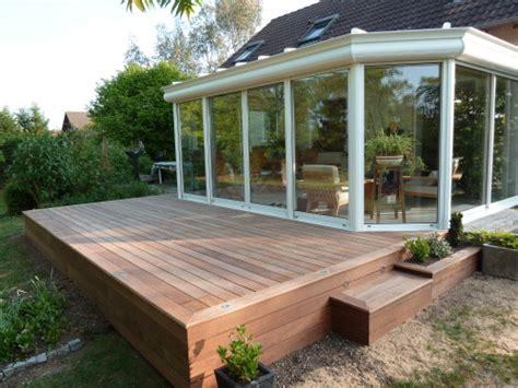 terrasse bois sur pilotis en indre et loire 37 terrasse bois