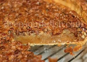 Old Southern Pecan Pie Recipe