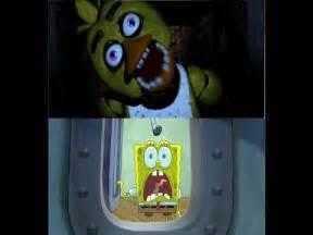 Spongebob Five Nights at Freddy's