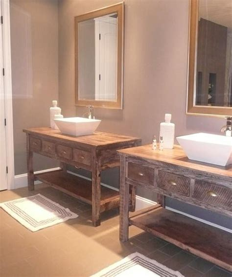 vanity with shelves vanities rustic bathroom vanities barnwood vanities