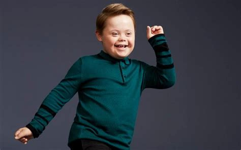 Young model with Down's syndrome stars in new campaign for ...