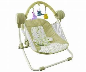 Baby Wiege Bett : elektro babyschaukel elektrische baby wiege schaukel ebay ~ Michelbontemps.com Haus und Dekorationen