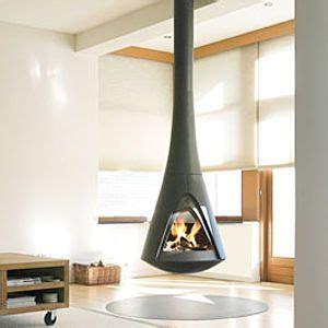 retro modern wood burning stove floating fireplace