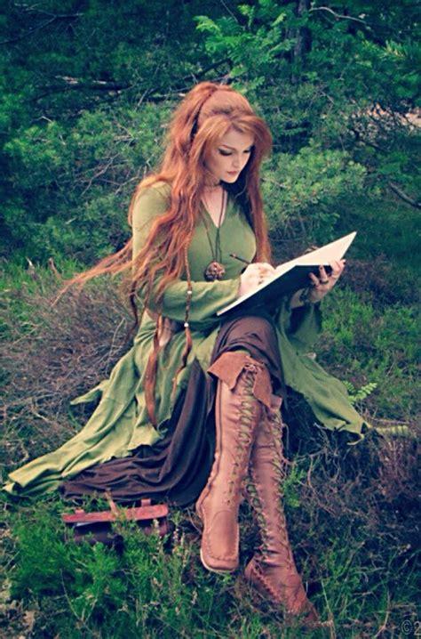 wisteria   elf   crystal peak clan
