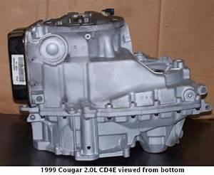 Ford Contour Cd4e Transmission